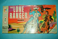1966 The Lone Ranger Board Game by Milton Bradley - Complete   Free Shipping