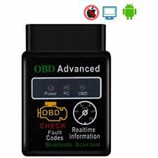 Car Bluetooth OBD OBD2 Scanner Code Reader HH Advance Universal Vehicle Engine