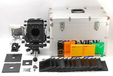 [Near Mint] Toyo-View 45E Large Format Camera Body Many accessories From japan