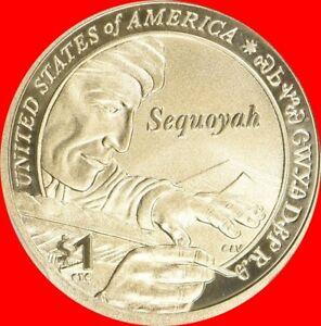 2017 S Native American (Sacagawea) Dollar Enhanced Uncirculated
