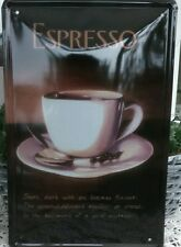 Plate Image Picture Espresso New Nostalgia Shabby Chic New Vintage