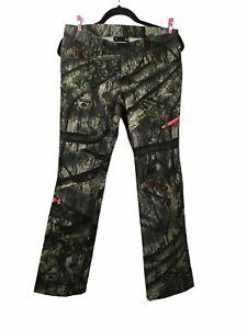NWT Women's Underarmour Fit, Mossy Oak Camo Pants Size 4