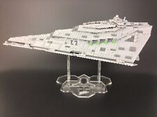Display stand for LEGO Star Wars: First Order Star Destroyer (75190)