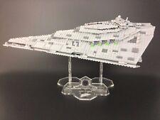 Soporte de exhibición para Lego Star Wars: primera orden Estrella Destructor (75190)