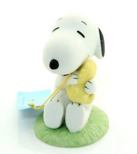 Westland Giftware Peanut & Snoopy*Snoopy* 8216-Boxed-rare