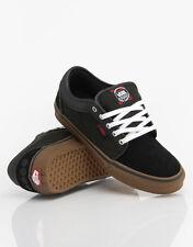 Vans Chukka Low Independent Black Men's Skate Shoes Size SZ 7.5 NEW NIB GUMSOLE
