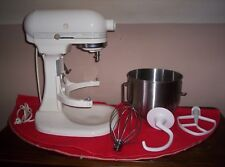 VINTAGE KITCHENAID HEAVY DUTY STAND MIXER & ATTACHMENTS OUTSTANDING