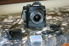 Canon EOS Rebel XTi 400D 10.1MP DSLR Camera W/ 18-55mm Lens, Tested