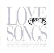 Carpenters * Love Songs { CD ALBUM } 1997 VGC