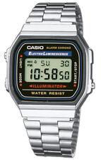 CASIO COLLECTION Reloj De Hombre El clásico der 80-er AÑOS a168wa-1yes