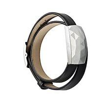 June Uv Monitoring Bracelet - Platinum