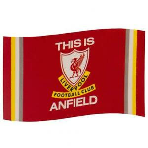 Liverpool Football Club Flag Fan Authentic Flags Hanging Pennant Flags for Bedroom//Club//Bar//Event