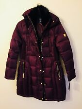 Vince Camuto Hooded Jacket Size M
