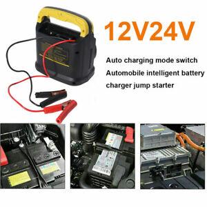 Démarreur d'urgence à batterie pour voitures et camionnettes Jump Booster