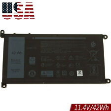 51KD7 FY8XM Laptop Battery for Dell Chromebook 11 3180 3189 Series 11.4V 42Wh