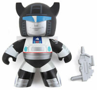 Hasbro TRANSFORMERS Universe AUTOBOT JAZZ w Gun Mighty Muggs Figure 2010 *NEW