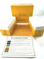 TRIVIAL PURSUIT Genius II Edition, Subsidiary 1000 Card Set, 2 Boxes - Parker