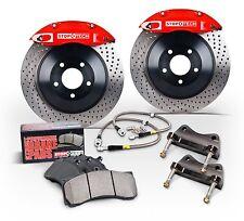 StopTech Big Brake Kit Escalade Silverado Yukon 83.188.6D00.72