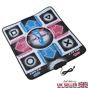Non-Slip Durable Dancing Step Dance Mat Pad Dancer Blanket USB for PC TV Video