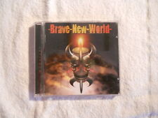 "Brave New World ""Monsters"" 2001 cd MHR Rec.  NEW"