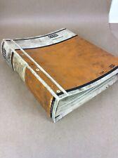Original CASE 380 LOADER BACKHOE and LANDSCAPER SERVICE REPAIR SHOP MANUAL BOOK