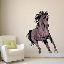 Horse Wall Sticker Art Vinyl Decals BedRoom Mural Decor 110 cm x 80 cm