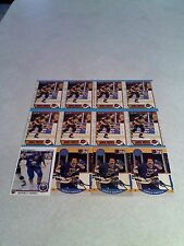 *****Harold Snepsts*****  Lot of 27 cards.....4 DIFFERENT / Hockey