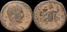 Judaea Caesarea Maritima under Trebonianus Gallus AE23