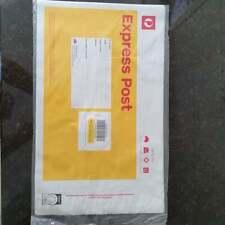 10 x 1kg Express Post Pre Paid Australia Post Satchels FREE POSTAGE.