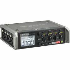 Zoom F4 - 24-Bit/192-Khz 8-Track Field Recorder