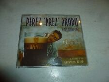 PEREZ PREZ PRADO - Guaglione - Deleted 1994 UK 3-track CD single