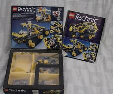 Lego Technic Mountain Rambler (8414) Box Instructions Parts/Pieces only
