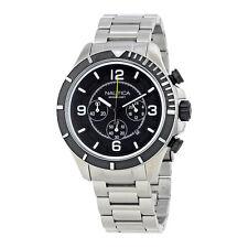 Nautica NST 450 Chronograph Black Dial Mens Watch NAI21506G