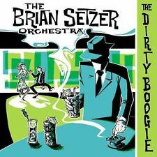 BRIAN SETZER THE DIRTY BOOGIE CD NEW