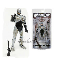 "NECA 7"" RoboCop 2 Murphy Battle Damaged PVC Action Figure Collectible Model Toy"