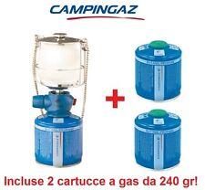 CAMPINGAZ Vetro di Ricambio circa M 204478 LAMPADA PIEZO CAMPEGGIO LAMPADA LANTERNA DA CAMPEGGIO