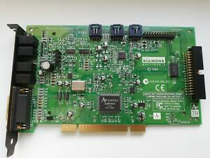 Diamond Monster Sound card MX300 A3D (Aureal Vortex 2 AU8830) PCI (Working)