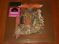 AEROSMITH TOYS IN THE ATTIC LP *RSD* AUDIOPHILE PRESS 180g VINYL NUMBERED New