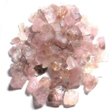 NATURAL MORGANITE HEALING ROUGH SPECIMEN 30.00CTS. LOT 100% UNHEATED GEMSTONES