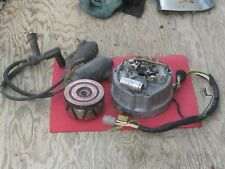 Yamaha RD400 Stator and Rotor and 2 Ignition Coils OEM