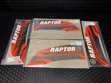 Yamaha Raptor 700 Decals Graphics Kit Stickers GENUINE YAMAHA 700R STOCK OEM X4