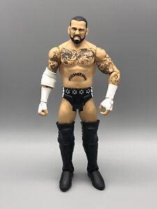WWE CM Punk Mattel Basic Battle Pack 25 WWF Wrestling Action Figure