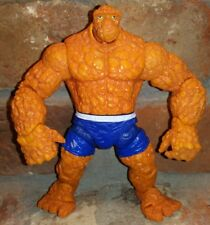 "2007 Marvel Legends THE THING Complete Action Figure Ronan Wave baf 6.5"" comic 6"