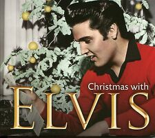 CHRISTMAS WITH ELVIS CD - BLUE CHRISTMAS, I BELIEVE PLUS BONUS TRACKS