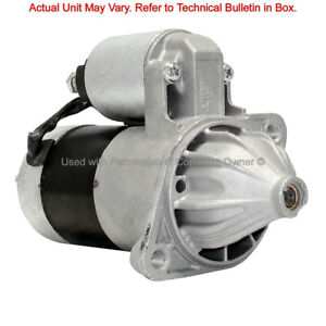 Starter Motor Quality-Built 16939 Reman