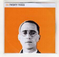 (GJ155) fiN, Twenty Three - 2012 DJ CD