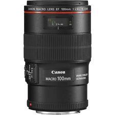Canon EF f/2.8 Auto & Manual Camera Lenses
