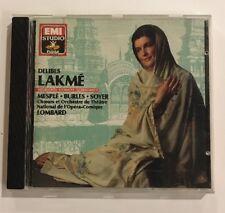 Delibes: Lakme CD (1990)