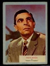 (Gg304-348) A & BC Gum, Who-Z-At-Star?, #51 Martin Benson 1958 G-VG