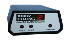 Whozz Calling? Inbound and Outbound Ethernet Caller Id Aldelo Express 2 Lines
